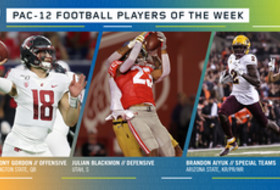 Pac-12 Football Players of the Week - Week 12