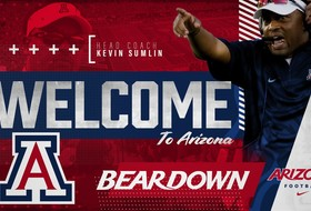 Live coverage Tuesday morning of Arizona introductory press conference for Kevin Sumlin