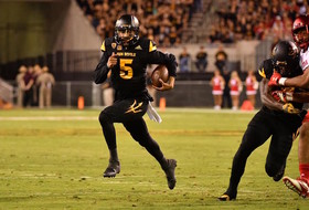 Roundup: Manny Wilkins in line to start at QB for ASU opener