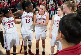 Stanford earns top seed for Pac-12 Tournament