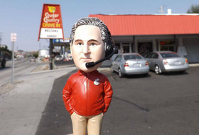 The story behind Mike Leach Bobblehead Night