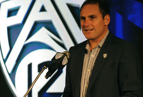 Larry Scott addresses the state of the Pac-12, officiating, realignment and more