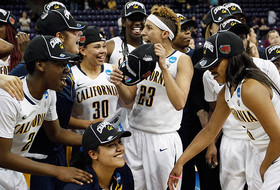 Cal storms past Georgia, advances to first Final Four