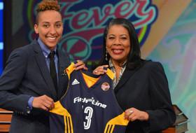 WNBA Draft: Clarendon to Indiana, Whyte to San Antonio, Jeffery to Minnesota
