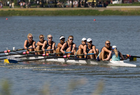 Cal wins varsity eight title, finishes second overall at NCAA championships