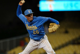 Pitching, defense put UCLA past LSU in game 1 of College World Series