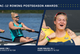 Pac-12 announces 2017 Rowing All-Conference honors and end of season awards