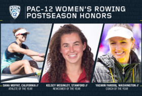 Pac-12 announces 2019 rowing postseason honors
