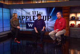 UW President Ana Mari Cauce, WSU President Kirk H. Schulz give score predictions ahead of Friday's Apple Cup game
