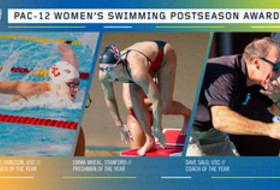Pac-12 announces 2020 Women's Swimming and Diving postseason awards