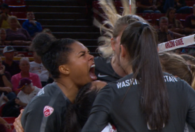 Recap: No. 22 Washington State women's volleyball continues to roll, sweeps Arizona State