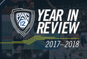 2017-18 Pac-12 Year in Review