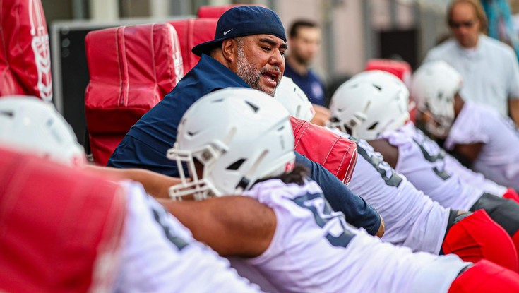 Arizona football training camp 2019: Photos, social moments and other behind-the-scenes access from Tucson