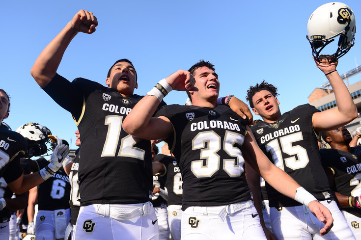 Roundup: Colorado football is eyeing a Pac-12 title