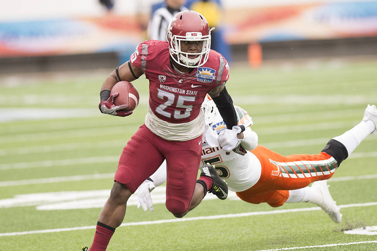 Roundup: 'The Price is Right' made Jamal Morrow the right captain at WSU