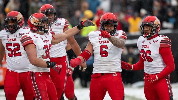 Roundup: Utah stamps a ticket to its first Pac-12 Football Championship Game