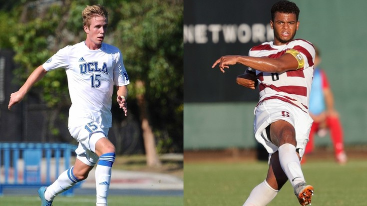 #SundayGoals men's soccer preview: No. 17 UCLA at No. 16 Stanford