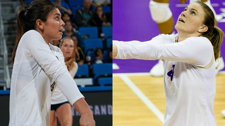 'Spike Night' women's volleyball preview: No. 8 UCLA at No. 7 Washington