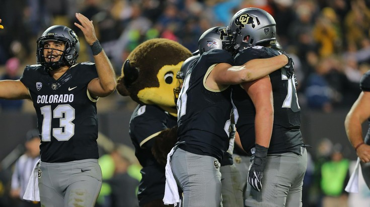Roundup: The Buffs are for real