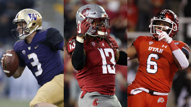 College Football Rankings Top 25: No. 11 Washington, No. 13 Washington State, No. 17 Utah