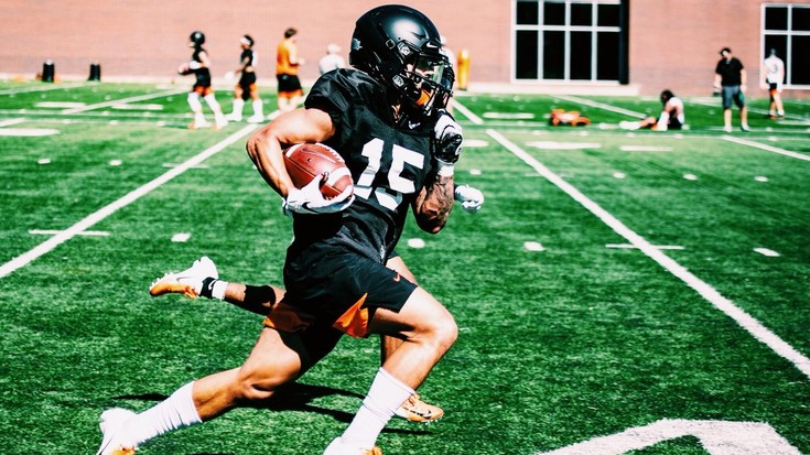 Oregon State football training camp 2019: Photos, social moments and other behind-the-scenes access from Corvallis