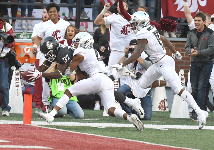Roundup: Washington State becomes Pac-12's best shot at College Football Playoff
