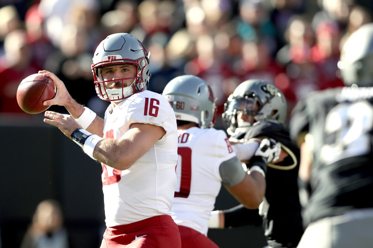 College Football Playoff rankings: Washington State remains No. 8, Washington at No. 18, Utah at No. 19