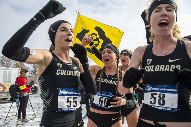 NCAA Cross Country Championships: Colorado women win national title