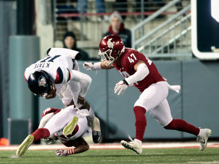 Roundup: Peyton Pelluer becomes longest-tenured Washington State football player in WSU history