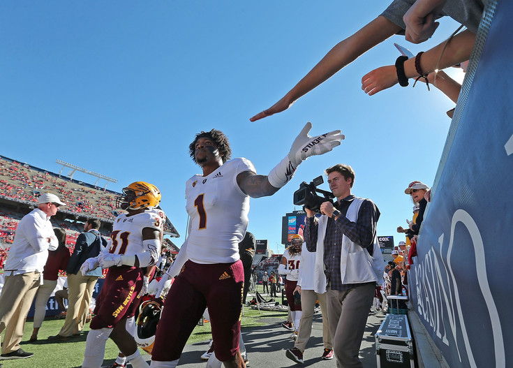 Roundup: Arizona State WR N'Keal Harry declares for NFL Draft