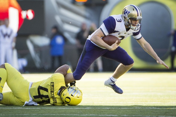 AP Top 25: Washington drops out of top 10, Washington State enters poll