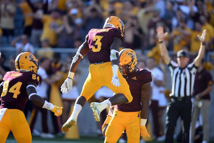 Roundup: Clear path to Pac-12 South title for Arizona State