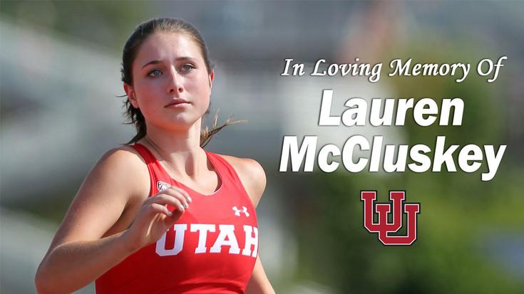 Roundup: Remembering Utah track & field's Lauren McCluskey