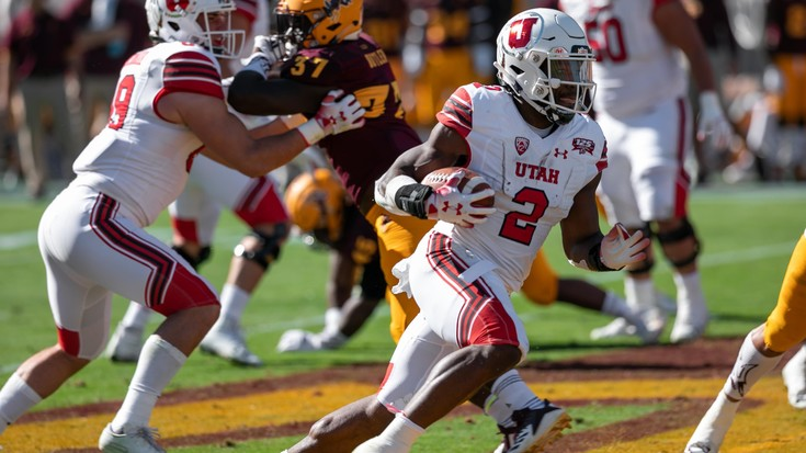 Roundup: Utah running back Zack Moss out for season with knee injury