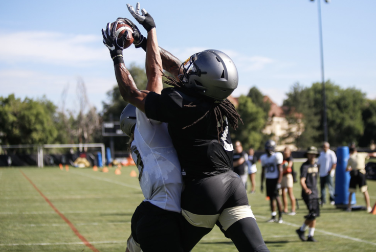 Colorado football training camp 2019: Photos, social moments and other behind-the-scenes access from Boulder
