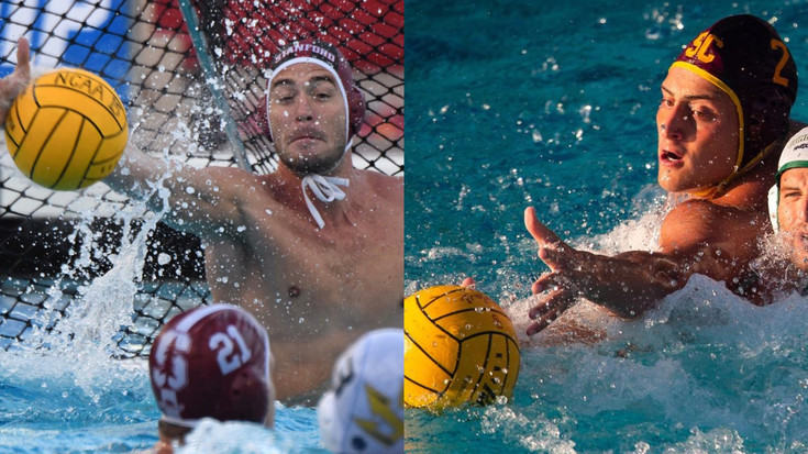 NCAA Men's Water Polo Championship: USC, Stanford punch tickets to Sunday's final
