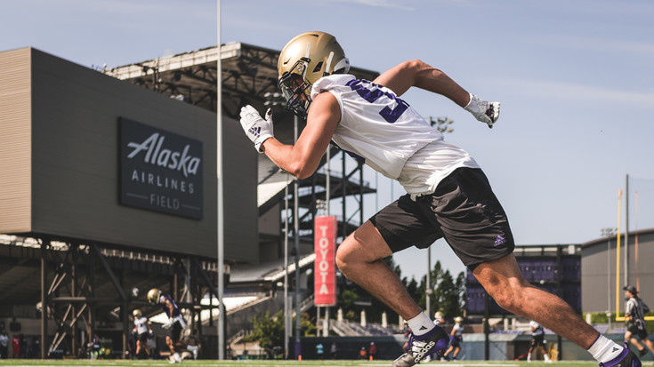 Washington football training camp 2019: Photos, social moments and other behind-the-scenes access from Seattle