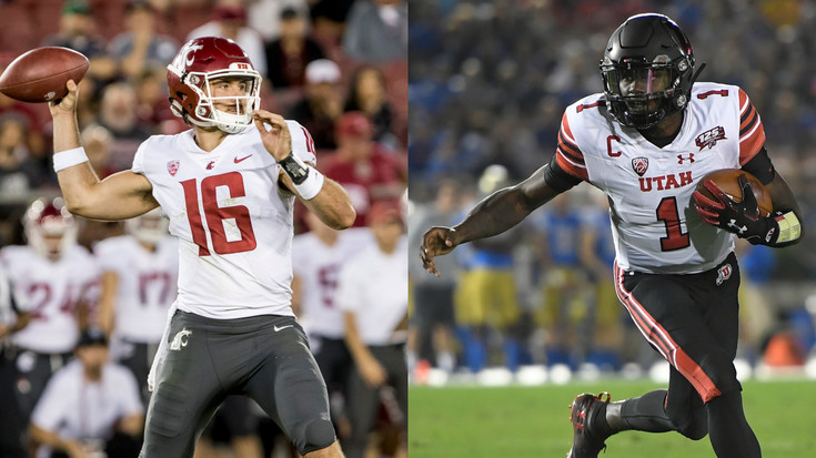 College Football Playoff rankings: Washington State is 8th, Utah checks in at 15th