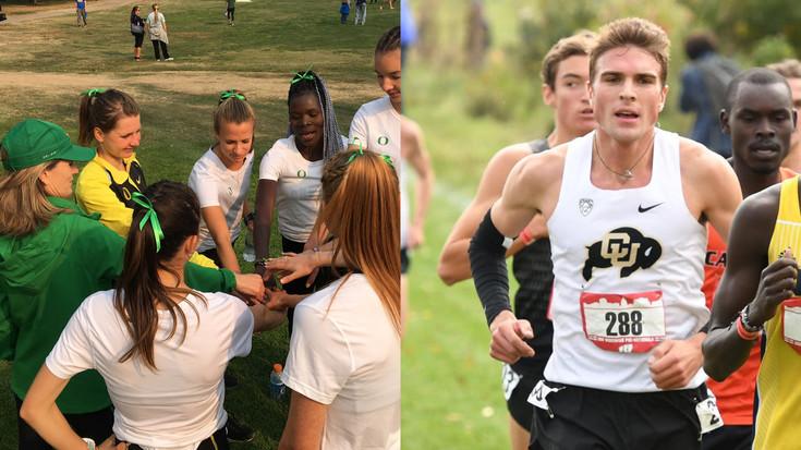 NCAA Cross Country Regionals: Oregon women, Colorado's Joe Klecker take home first-place finishes