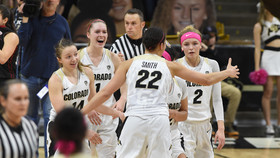 CU Earns No. 10 Seed In Pac-12 Tournament