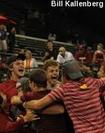 Trojan Tennis Wins It All, Including USC's 100th NCAA Championship