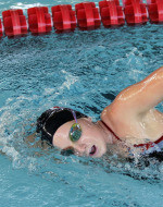Women's Swimming & Diving Host No. 4 Cal this Friday