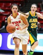 Utah Women's Basketball Defeated at No. 15/16 Nebraska