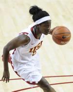 USC Women Blast Bearkats 88-67 For Fourth Straight Win