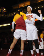 USC Women Power Up For More Pac-12 Play At Galen Center