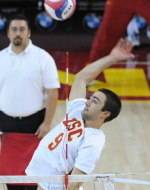 No. 8 USC Men's Volleyball Sweeps At No. 14 Stanford.