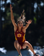 Iuel Takes 3rd In Pac-12 Heptathlon, Moves To 4th On USC's All-Time List