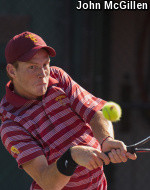 No. 6 USC Men Advance To Quarterfinals In ITA National Indoors