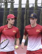 No. 12 USC Men Fall 5-2 At No. 6 UCLA