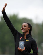 Stepter In 400m IH & The Women's 4x400m Relay Win Pac-12 Titles
